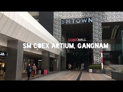 VLOG : VISITING SMTOWN COEX ARTIUM , NAMSAN TOWER & many more (Part 2)