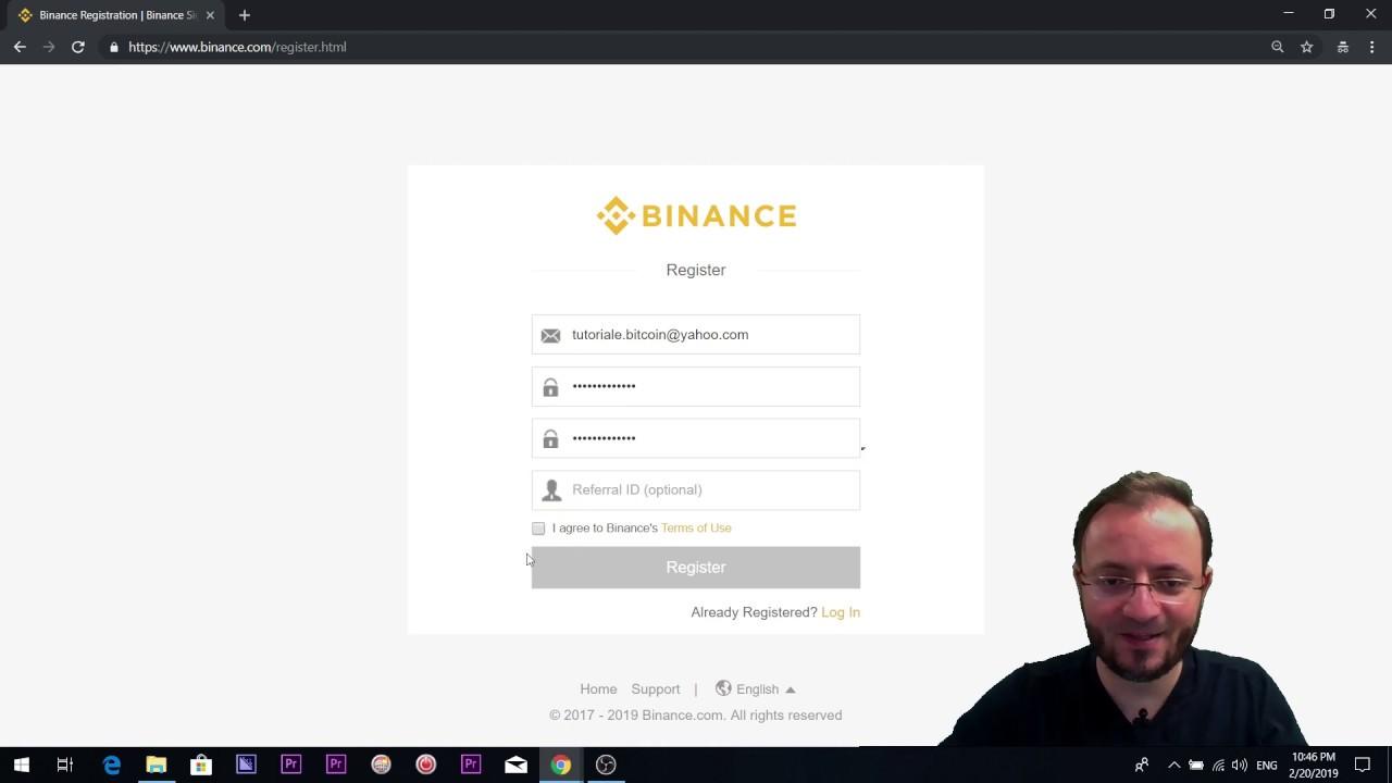 depunerea bitcoinului în binance)