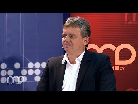 BUSINESS TODAY: Wolfgang Breuer über freenet TV und DVB-T2 HD