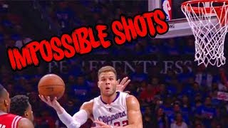 10 NBA Shots That WEREN'T SUPPOSED TO GO IN!!