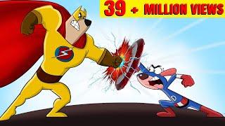 Rat-A-Tat  'RatVengers Easter Week Special 1 Hour Cartoons'  Chotoonz Kids Funny Cartoon Videos