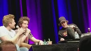 Views live show with David dobrik and jason Chicago