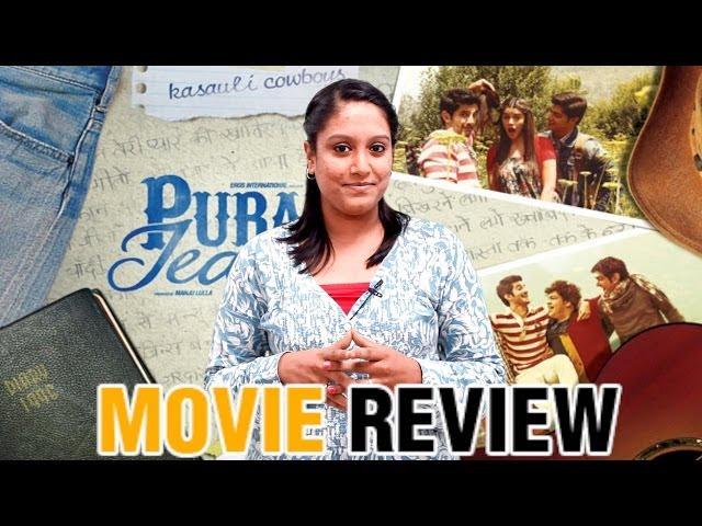 Purani Jeans Movie Review By Shikha Bhatnagar