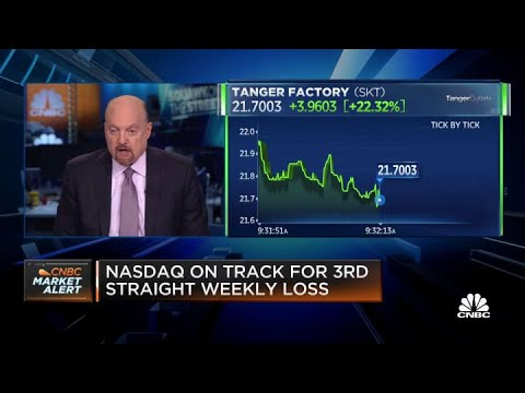 Jim Cramer: 'Buzz' ETF tracking social media sentiment is 'a winning ETF'