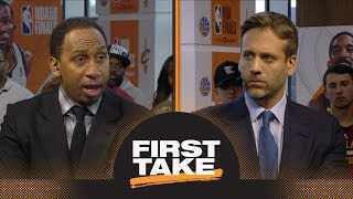 First Take reacts to President Donald Trump canceling Eagles' White House visit | First Take | ESPN