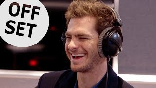 Andrew Garfield reveals the film that always makes him weep