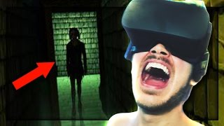 THE SCARIEST VR GAME EVER?!
