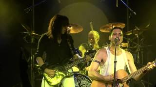 Crazy Little Thing Called Love   Almost Queen Live at Starland Ballroom
