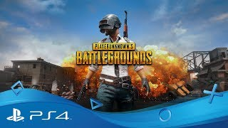 Playerunknown's battlegrounds :  bande-annonce