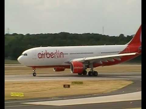 Airbus A332 D-ALPG Airberlin