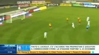 Gol del mese Serie A - Novembre 2011