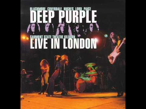 Deep Purple - Lay Down, Stay Down (Live,remastered)