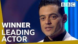 Rami Malek wins Leading Actor BAFTA 2019 🏆- BBC