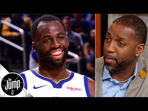 Draymond Green showed maturity in apologizing to Kevin Durant – Tracy McGrady | The Jump