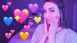 ASMR | Gibi + Ben Origin Story! How We Met, How He Proposed 💖