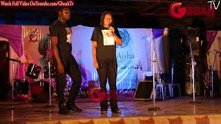 Popular Actress, Top women activist burst into tears as they sing & mourn late Aisha Abimbola