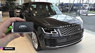 Land Rover Range Rover Autobiography 2018   NEW FULL Review Interior Exterior