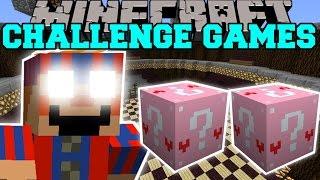 Minecraft: BALLOON BOY CHALLENGE GAMES - Lucky Block Mod - Modded Mini-Game