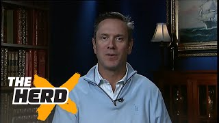 Drew Bledsoe explains what QB Tony Romo is feeling as a backup to Dak Prescott in Dallas | THE HERD