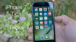 iPhone 7 10 Tips and Tricks Hidden Features!