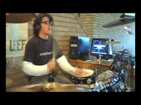 Sistem of a Down (SOAD) Toxicity  cover de bateria / drums cover