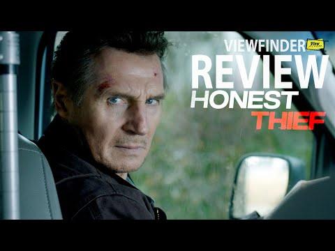 Review ทรชนปล้นชั่ว  [ Viewfinder : รีวิว Honest Thief ]