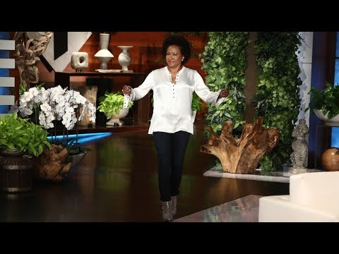 Wanda Sykes Celebrates Her 30th Appearance on Ellen!