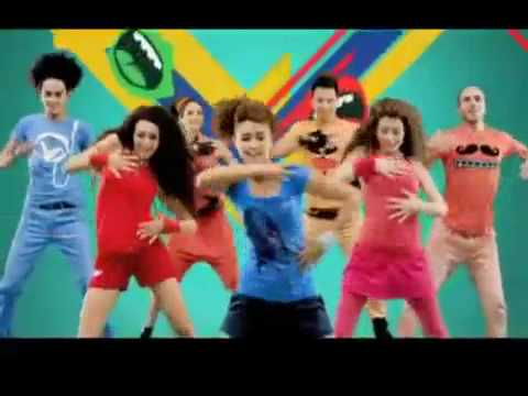 K'naan ft. Nancy Ajram - Waving Flag [Official Video - FIFA World CUP 2010]