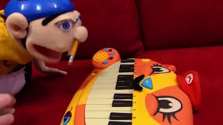 SML Movie: Mario's New Hat - Every Jeffy Scene