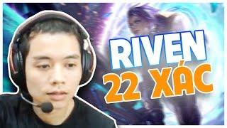 Thấy anh em nhắc Riven nhiều quá nên làm 1 game quá dữ!!!