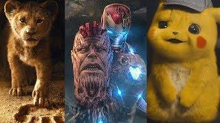 OS 20 FILMES MAIS ESPERADOS DE 2019 !!!