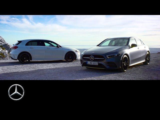 新世代 NGCC 先鋒 第四代 Mercedes-Benz A-Class 正式發表