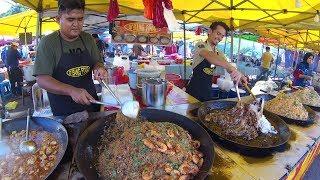 Malaysia Street Food 40 D Bang Food Pasar Malam Jelatek KL YDXJ0319