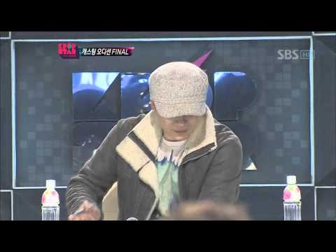 KPOPSTAR ep10. ParkJehyung - Butterfly