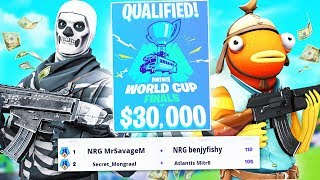 How I qualified for the Fortnite World Cup Finals in New York