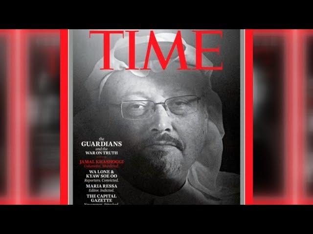時代年度風雲人物出爐 遇害記者哈紹吉上榜