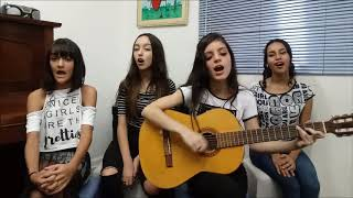IDGAF - Dua Lipa (I don't give a fuck) COVER ACÚSTICO - Little Singers