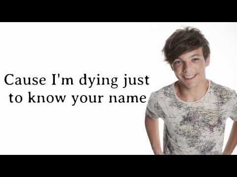 One Direction - One Thing ( Lyrics + Pictures ).mp4