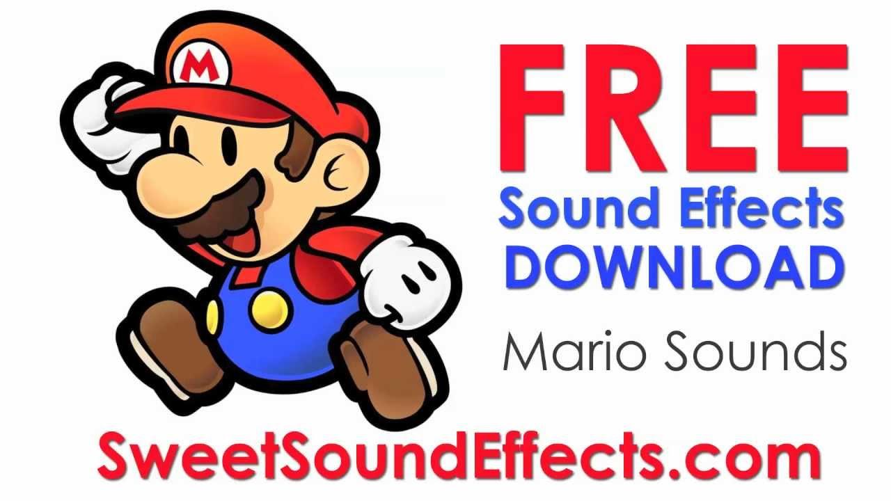 Super Mario Rar coin sound Wav