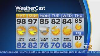 New York Weather: 7/20 CBS2 Morning Weather Headlines