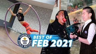 FANTASTIC February Records! - Guinness World Records