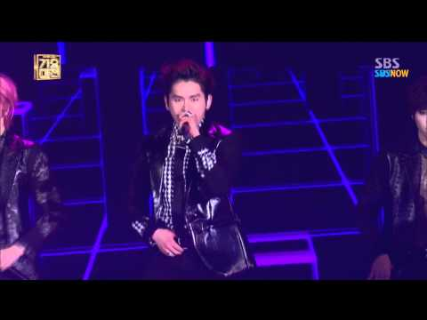 SBS [2013가요대전] - 인피니트(INFINITE) 'Destiny'