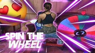 Extreme Spin The Wheel Challenge !  (1 Spin = 1 Dare)  Gone Freaky 😳)