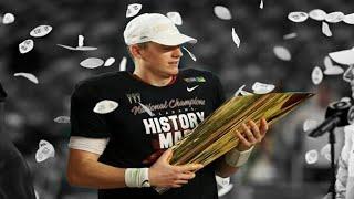 Mac Jones Alabama Career Highlights