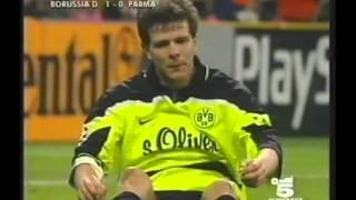 1997 November 5 Borussia Dortmund Germany 2 Parma Italy 0 Champions League