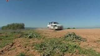 Curso de conducción de rally