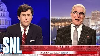 Tucker Carlson Cold Open - SNL