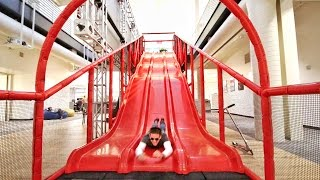 INSANE OFFICE SLIDE!
