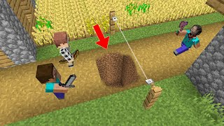 Best Traps for Granny in minecraft online By Scooby craft
