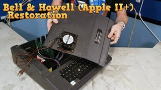 Bell and Howell (Apple II+) Restoration